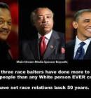 Race-baiters