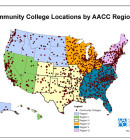 Community College Map